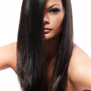 Indian Straight Virgin Hair Single Drawn